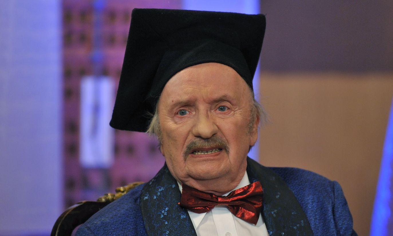 Tak aktor wyglądał w 2010 roku (fot. TVP)