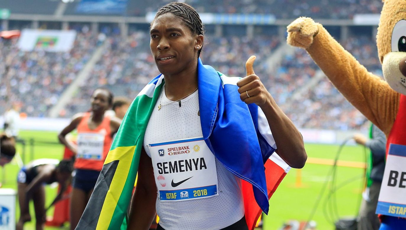 Caster Semenya (fot. Getty Images)