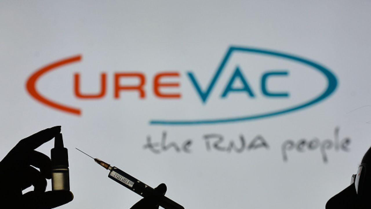 Rozczarowująca skuteczność szczepionki Curevac (fot. Getty Images)