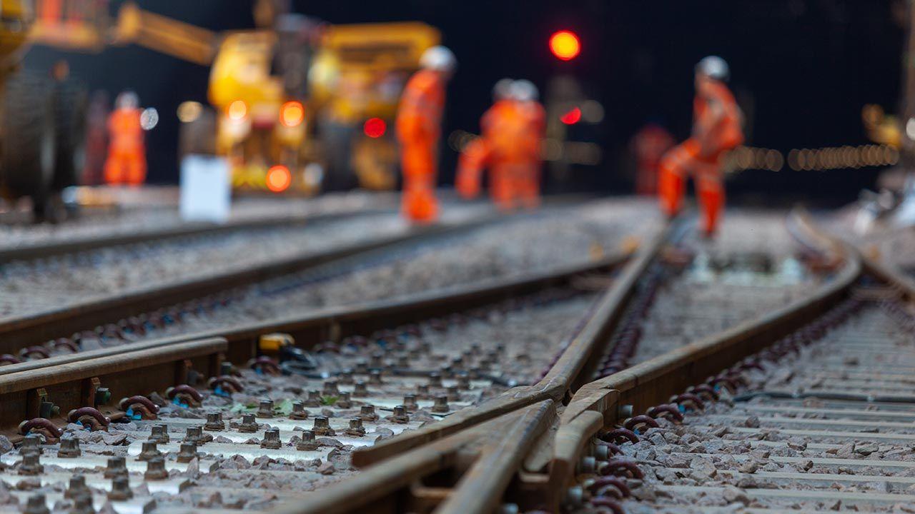 Remont linii średnicowej potrwa do 2027 r. (fot. Shuttestock/Matthew Nichol)