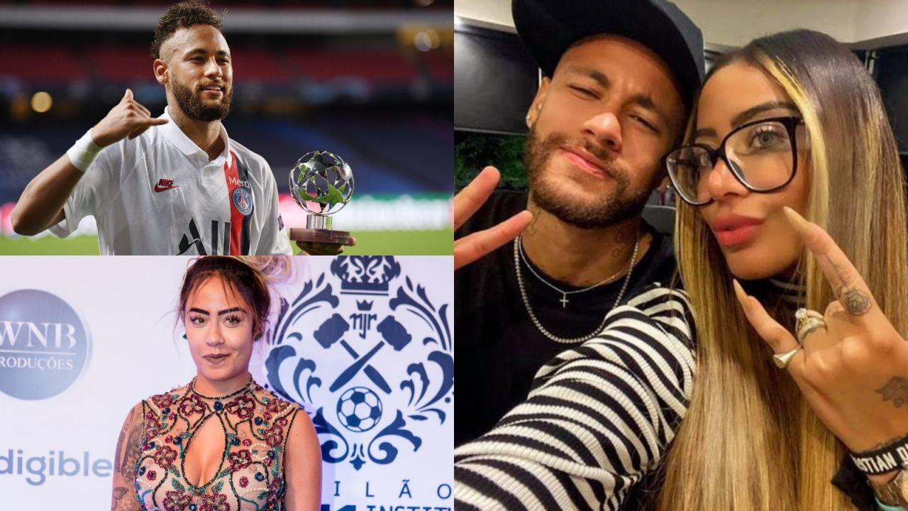Liga Mistrzów: Neymar nie zagra z Barceloną. Urodziny jego siostry już w czwartek... Tradycji stało się zadość (sport.tvp.pl)