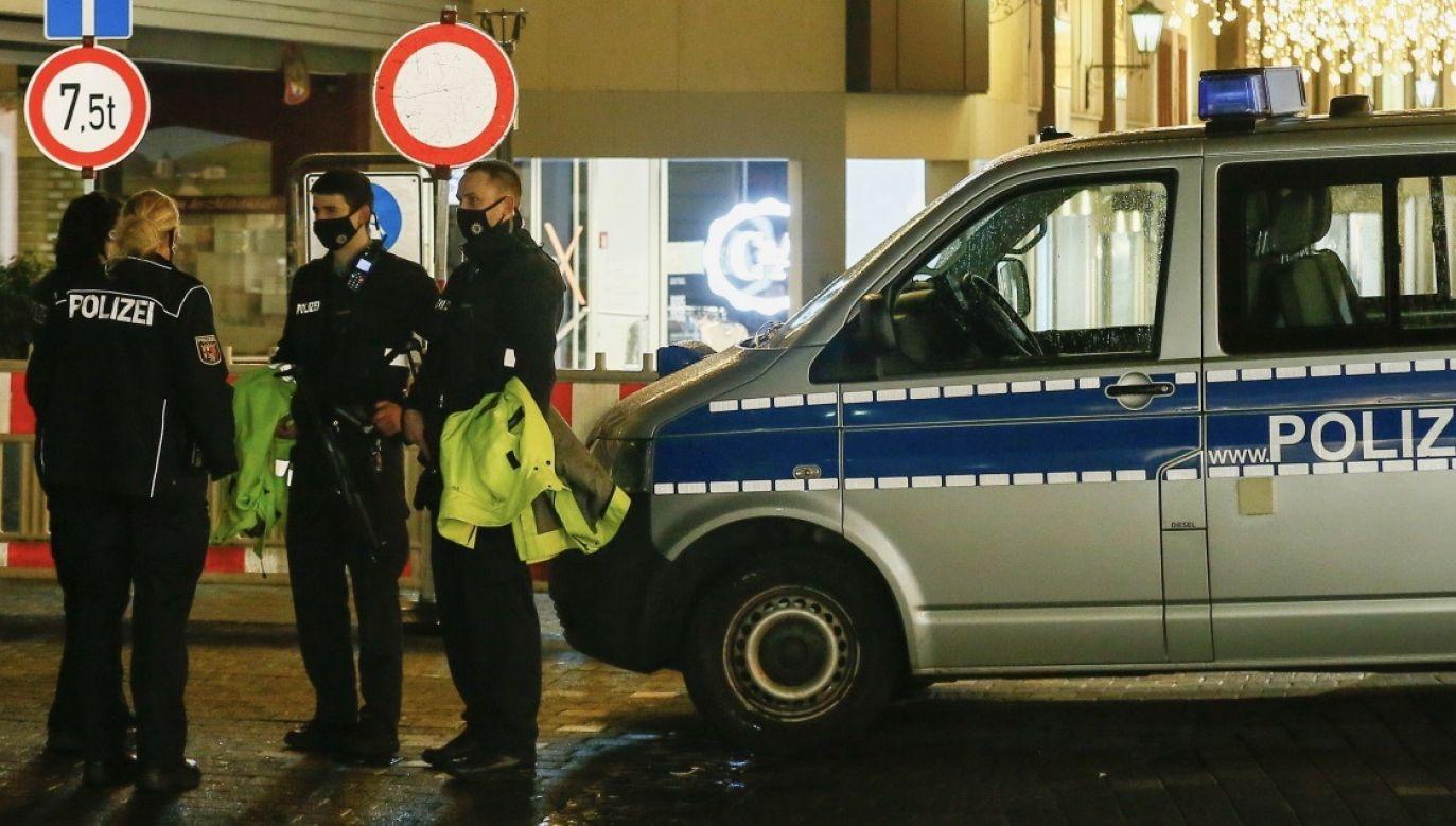 Trwa policyjne śledztwo (fot. PAP/EPA/JULIEN WARNAND)