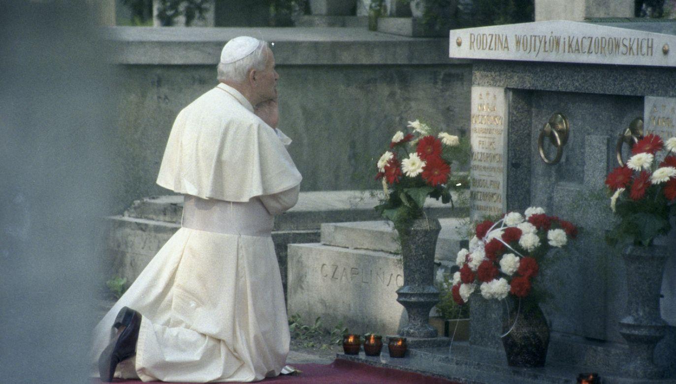Jan Paweł II mógłby się nie urodzić (fot. arch.PAP/Grzegorz Roginski)