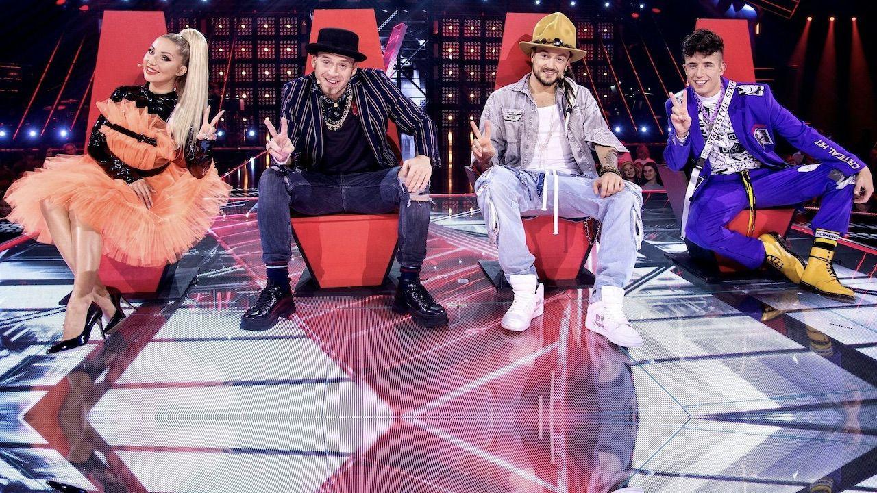 """Finałowy odcinek """"The Voice Kids"""" obejrzało średnio 2,9 mln osób. (fot. TVP)"""