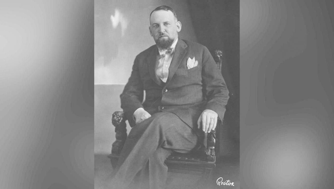 Aleksander Ładoś (fot. NAC)