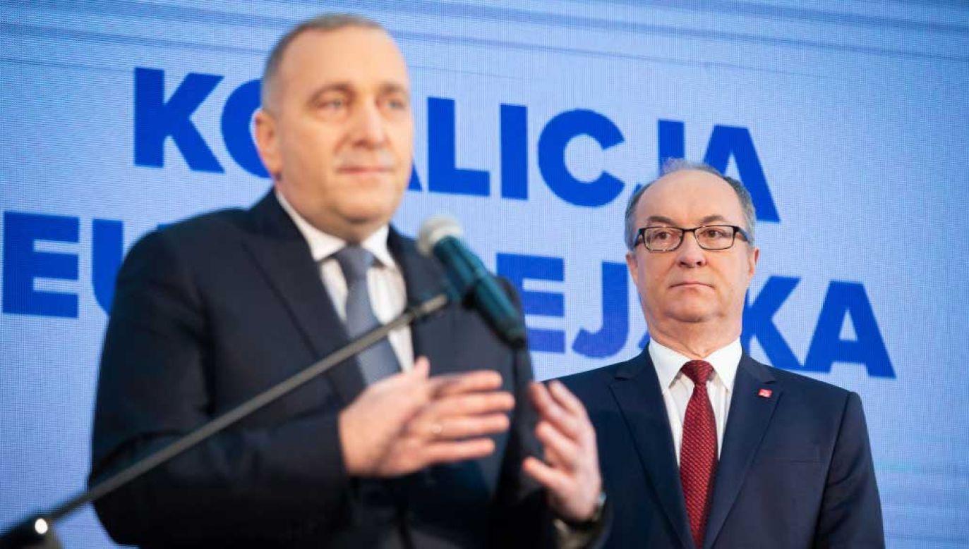 Kto odpowiada za przegraną Rafała Trzaskowskiego? (fot. Mateusz Wlodarczyk/NurPhoto via Getty Images)