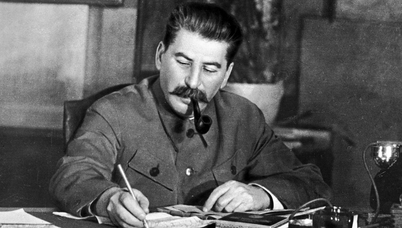 Akcję, która mogłą zakończyć się kolejną wielką czystką, przerwała śmierć Stalina (fot. ullstein bild/ullstein bild via Getty Images)