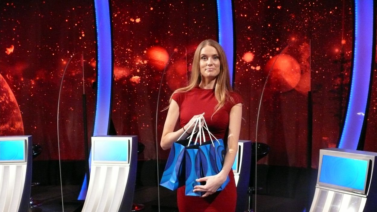 Pani Sylwia przygotowała już nagrody, a drugi etap rozgrywki wyłoni finalistów tego odcinka