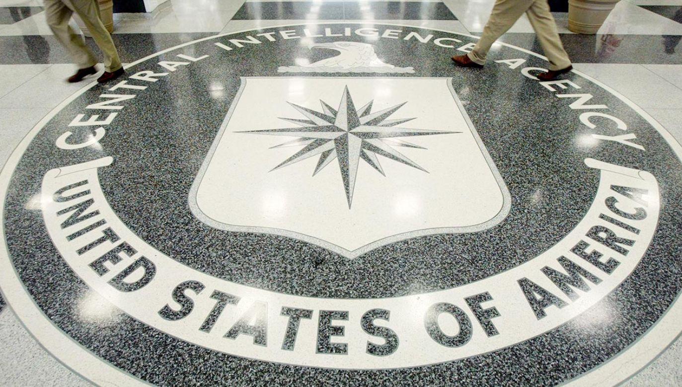 Agent CIA wymagał pomocy medycznej (fot. Mark Wilson/Getty Images)