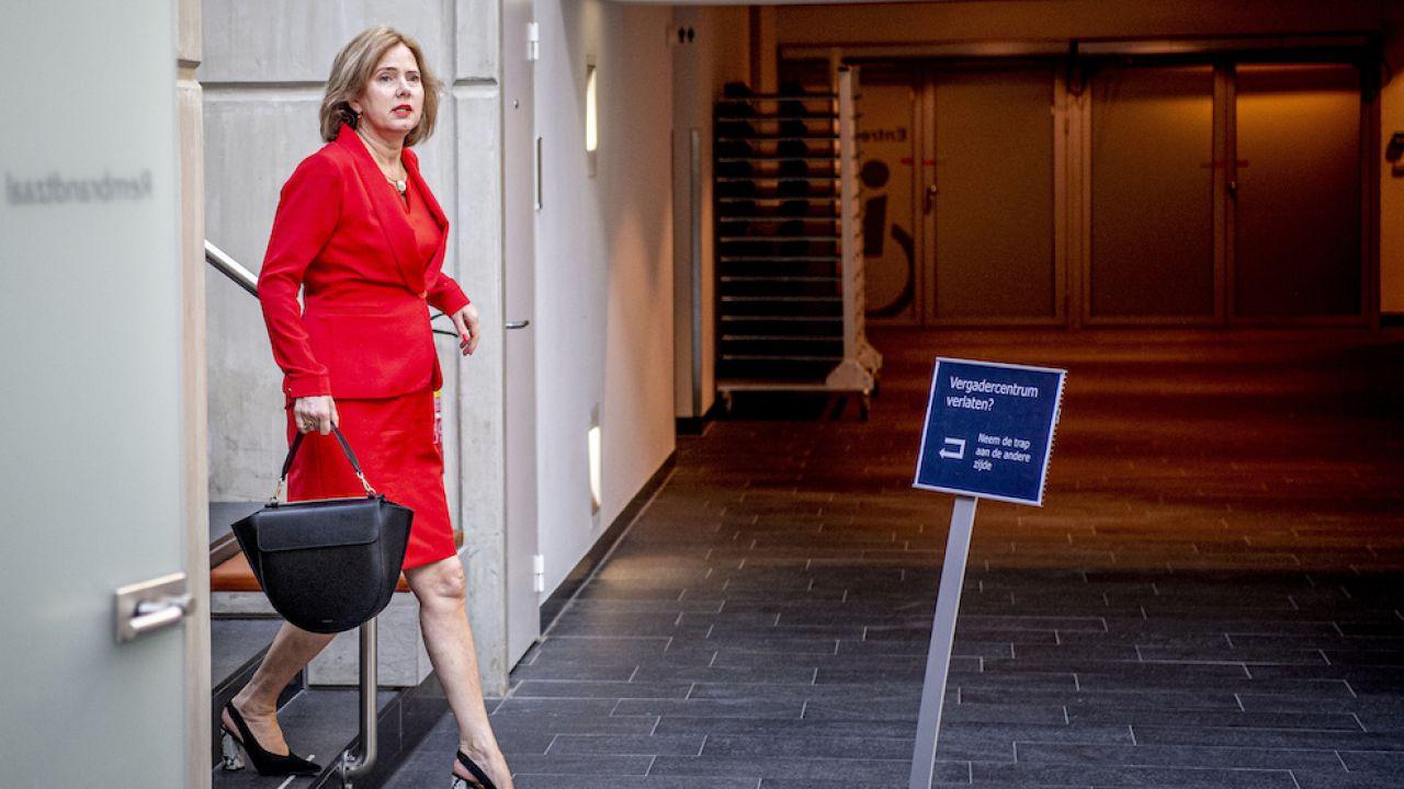 Cora van Nieuwenhuizen (fot. Robin Utrecht/SOPA Images/LightRocket via Getty Images)