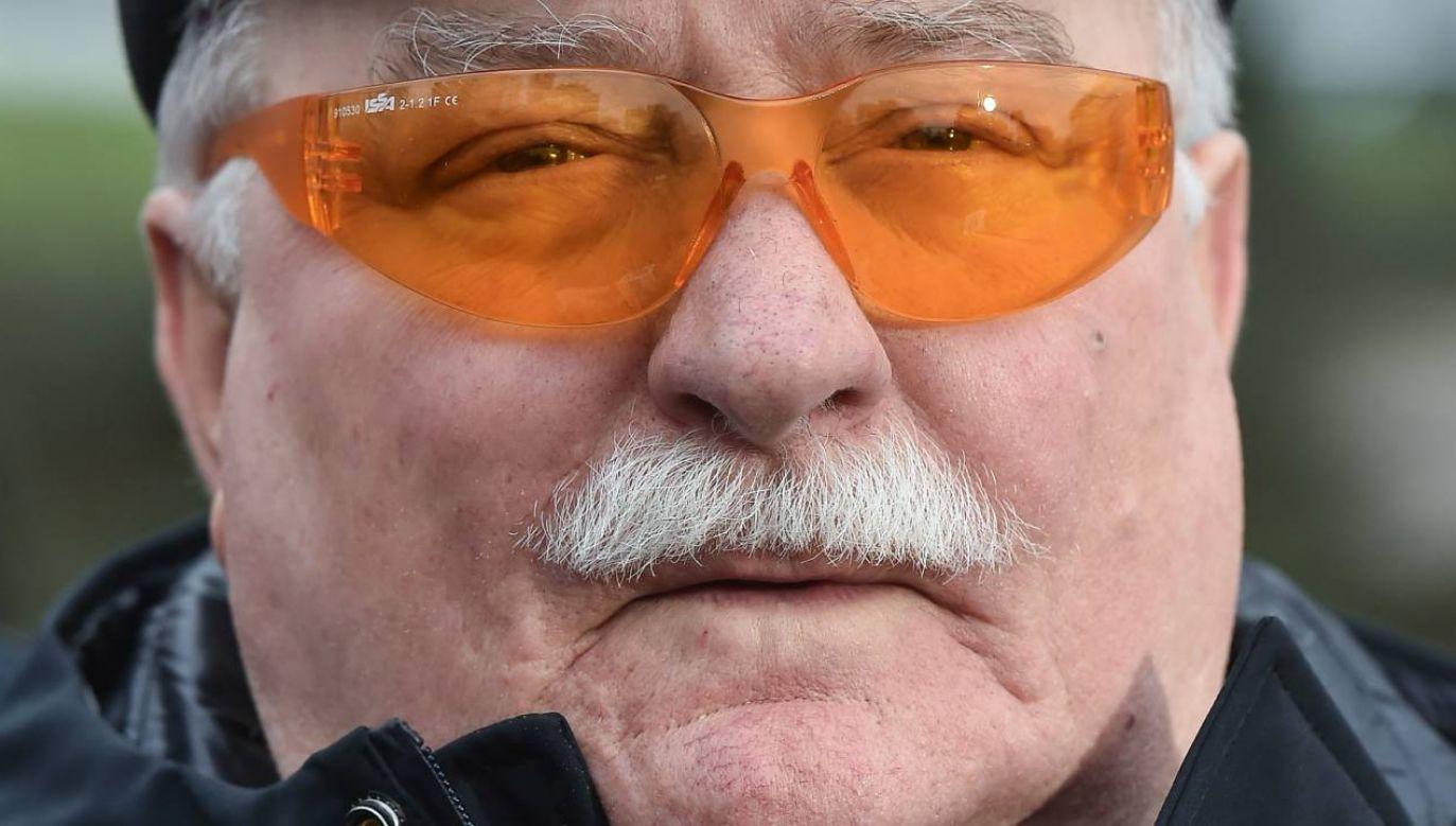 Lech Wałęsa (fot. FORUM/ Lukasz Dejnarowicz)