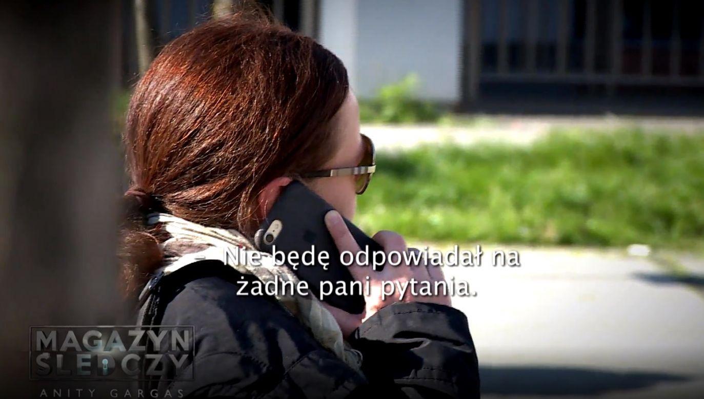 """Polka uciekłą z czteroletnią córką z Wielkiej Brytanii (fot. """"Magazyn śledczy Anity Gargas"""")"""