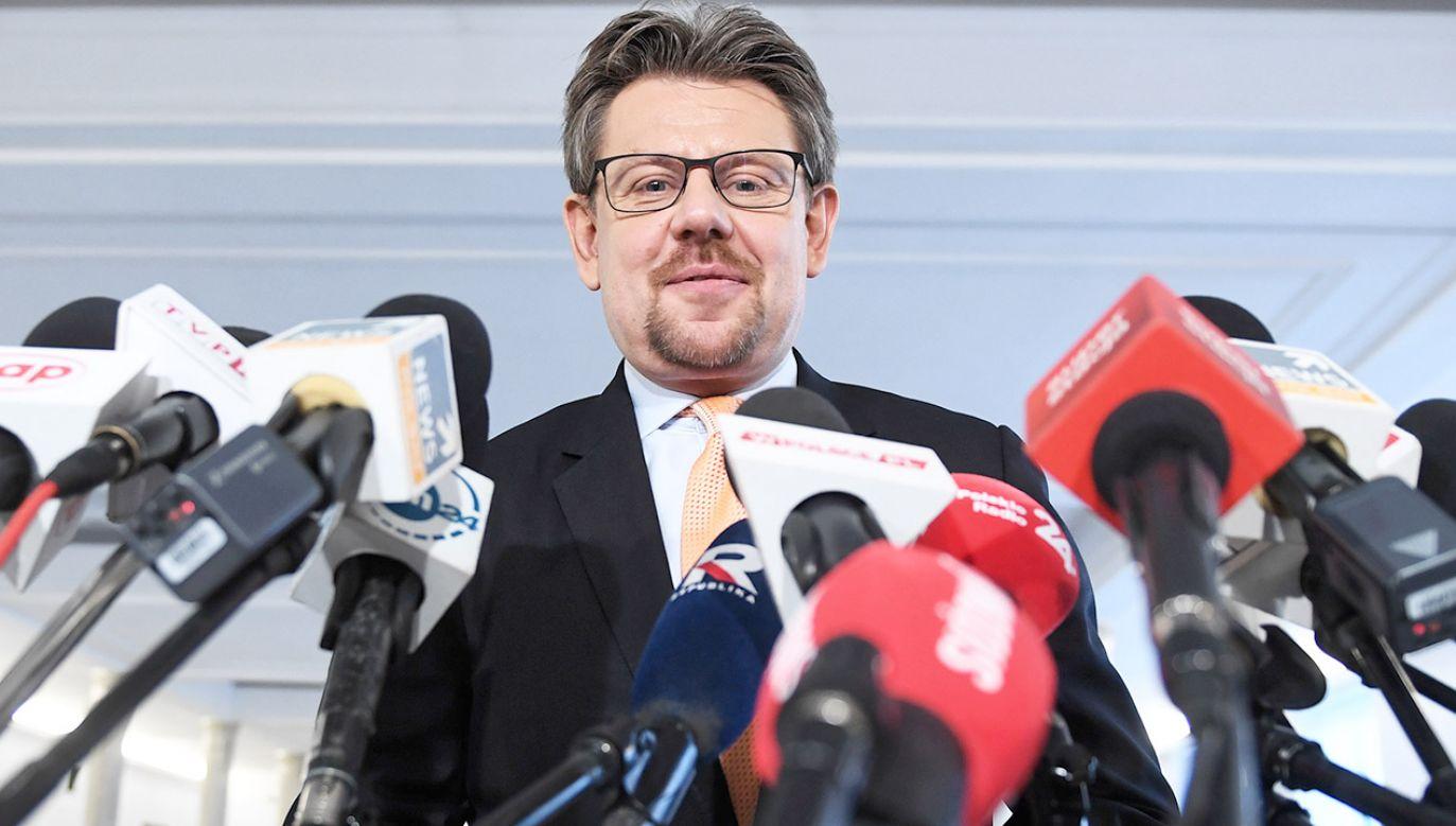 Piotr Misiło (fot. arch.PAP/Jacek Turczyk)