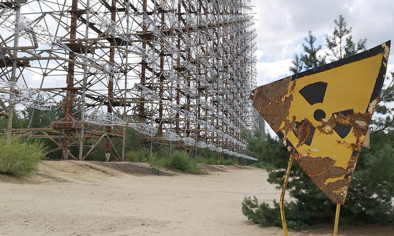 Radar (fot. Radosław Poszwiński)