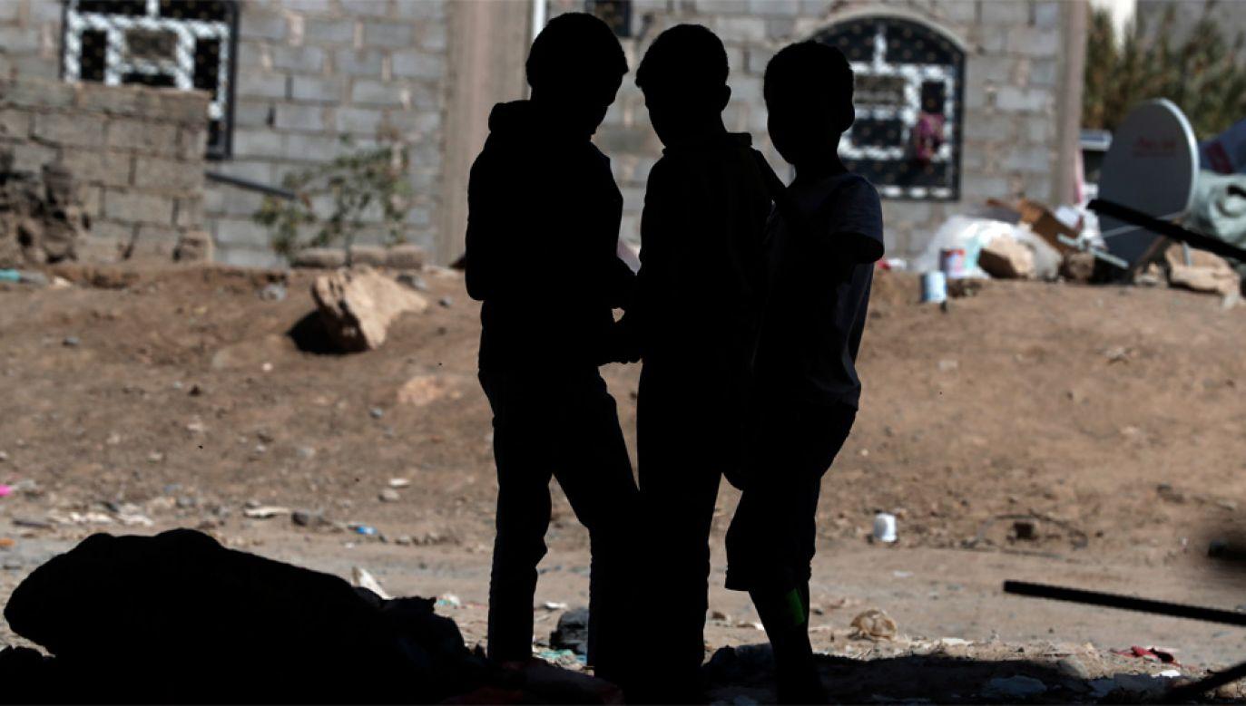 Afganistan, Irak, Mali i Nigeria – w tych krajach dzieci są najbardziej narażone (fot. PAP/EPA/YAHYA ARHAB)