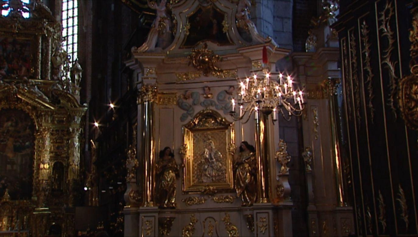 The Corpus Christi basilica in Kraków. Photo: PolandIN