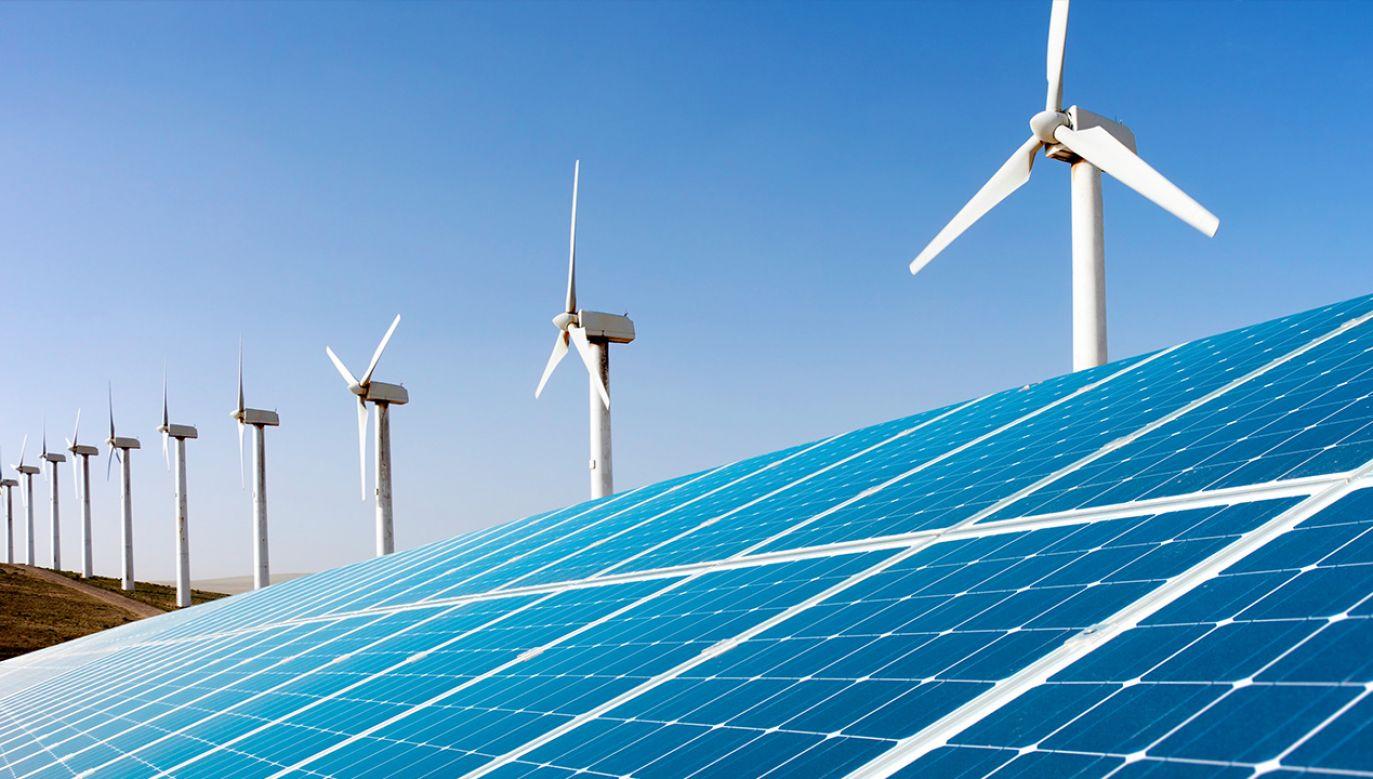 """Zdaniem byłego ministra plan Europejski Zielony Ład jest """"silnie motywowany ideologicznie"""" (fot. Shutterstock/science photo)"""