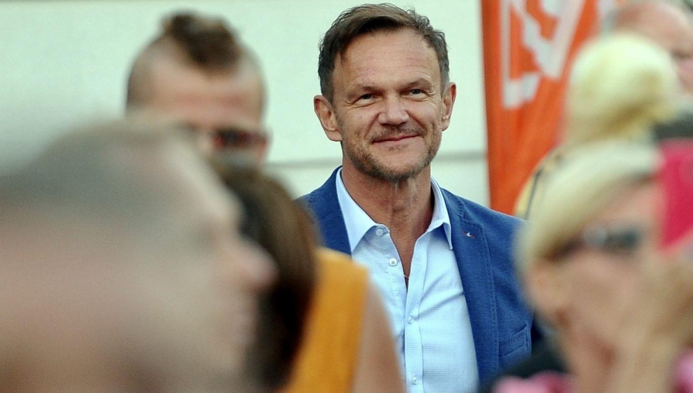 Nagranie Pazury odżyło w internecie – czemu trudno się dziwić, w końcu wakacje (fot. arch.PAP/Marcin Bielecki)