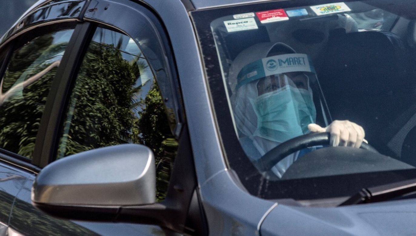 Malezja zmaga się z epidemią koronawirusa (fot. PAP/EPA/AHMAD YUSNI)