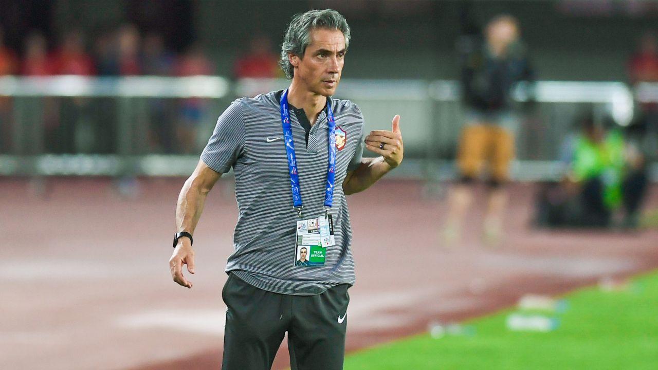 Paulo Sousa to 51-krotny reprezentant Portugalii (fot. Getty Images)