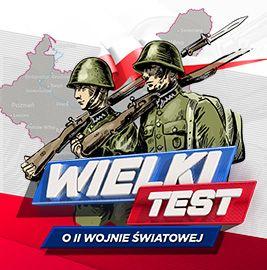 Wielki Test o II Wojnie Światowej