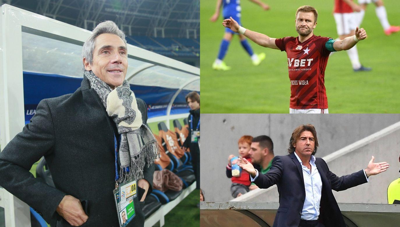 Paulo Sousa selekcjonerem? Jego agent odpowiadał za interesy Sa Pinto i Błaszczykowskiego (fot: Getty, PAP)